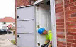 Steel Security Door Repairs Elland