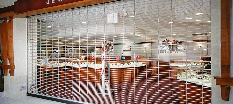 Retail Security Grilles Halifax