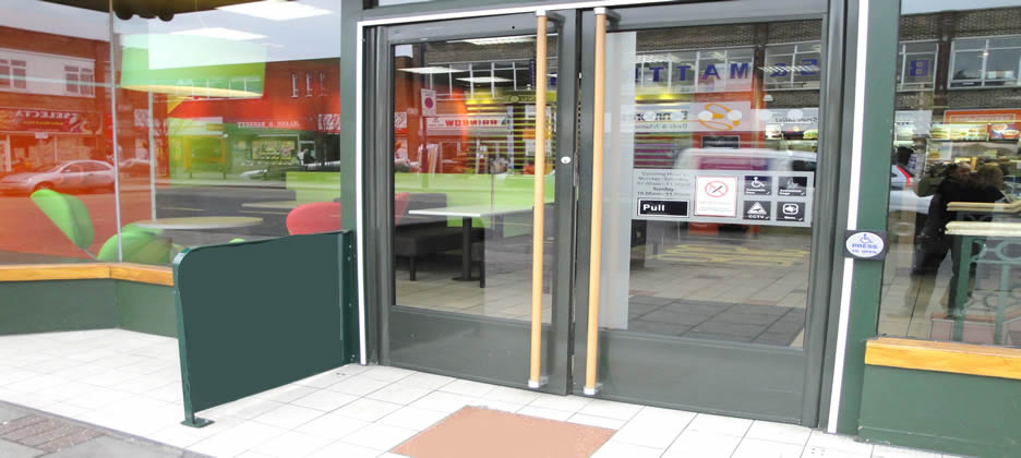 Assisted Automatic Doors Halifax