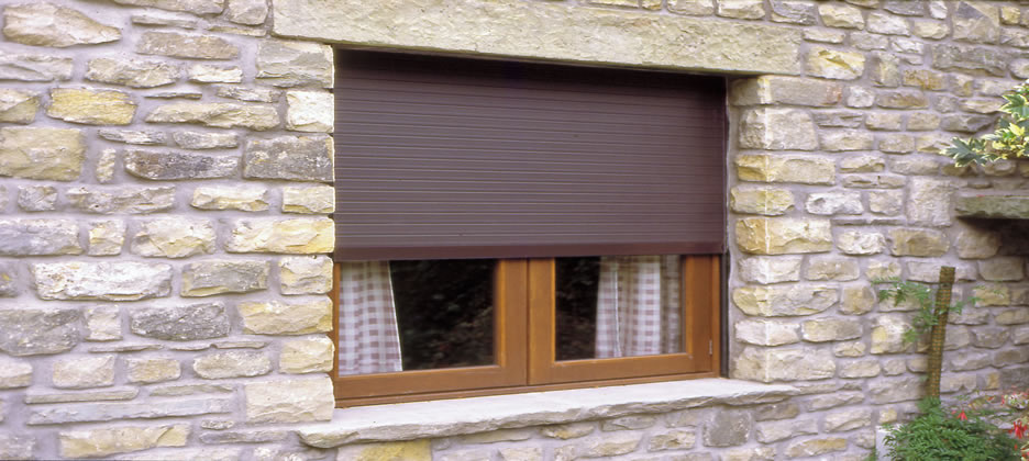 Domestic Roller Shutters Halifax