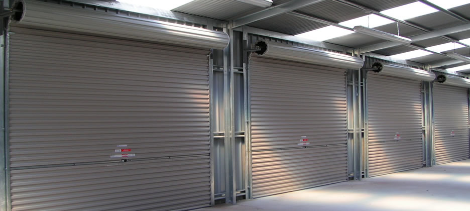 Steel Roller Doors Brighouse